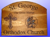 St George Sign